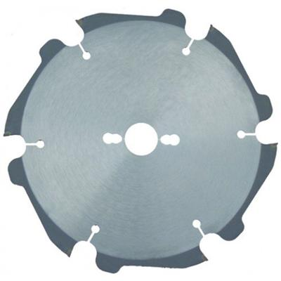 250mm 6 Tooth PCD Saw Blade