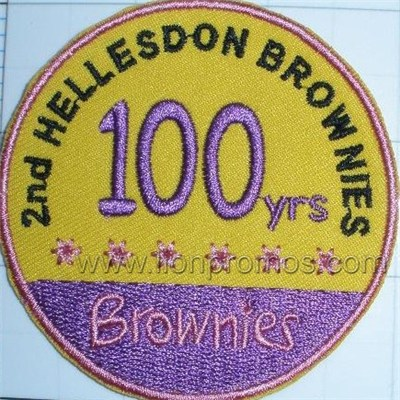 Embroidery Badge