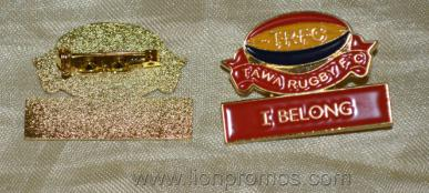 Tin Plate Badge
