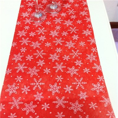 Snowlflake Table Runner