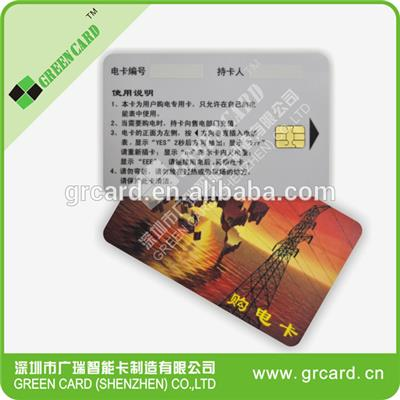 At24c02 Contact Ic Card