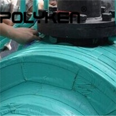 Anticorrosion Blue Polyken Visco Elastic Tape Using For Underground Pipeline