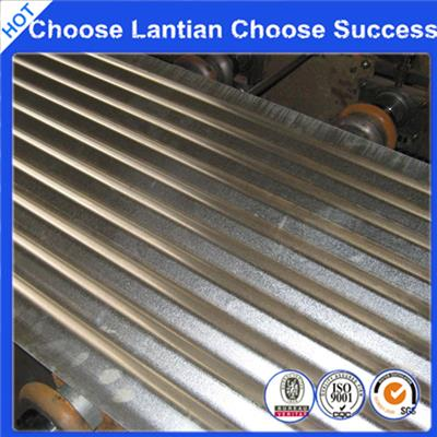 Galvalume Corrugated Steel