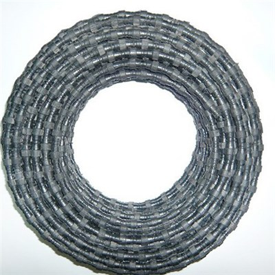Diamond String Bead Wire