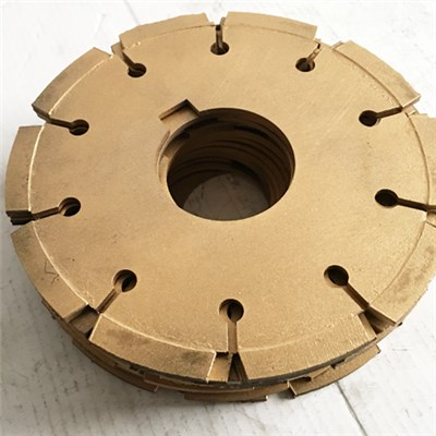 Diamond Saw Blade Row