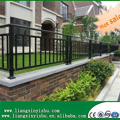 Galvanized Balcony Steel Fence