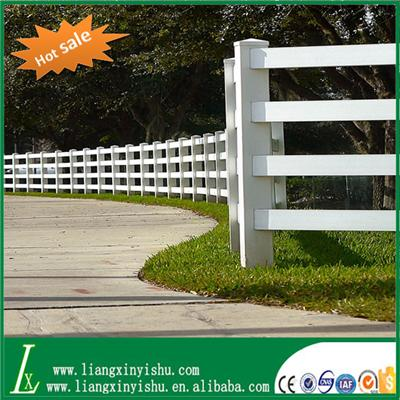 Hot Sale 4rail Pvc Horse Fence