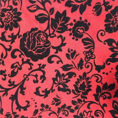 Flocking Roma Fabric