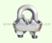 AUSTRALIA TYPE DROP FORGED WIRE ROPE CLIP H.D.G.