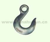 EYE SLIP HOOK Self Colored Or Zinc Plated