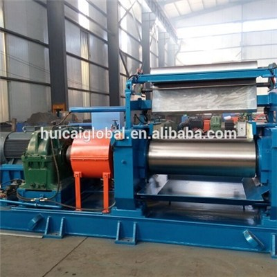 Double Drive Rubber Open Mixing Mill