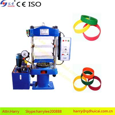 Wristband Vulcanizing Press Machine