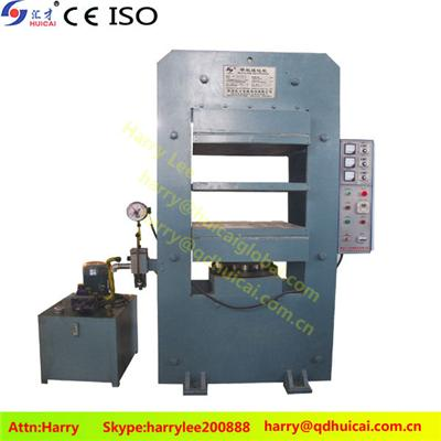 Auto Part Vulcanizing Press Machine