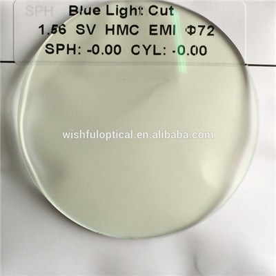 1.56 Blue Light Cut Lens