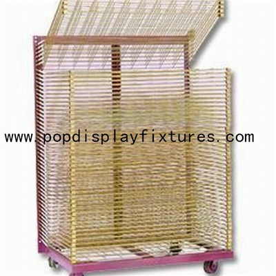Industrial Drying Display Rack HC-36A