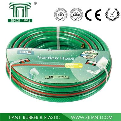 Medium Duty Knitted Garden Hose