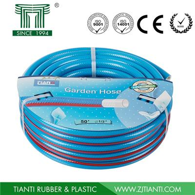 Medium Duty Striped Garden Hose