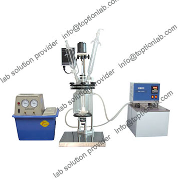 Jacketed Lab Reactors