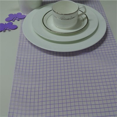 New Organza Table Runner