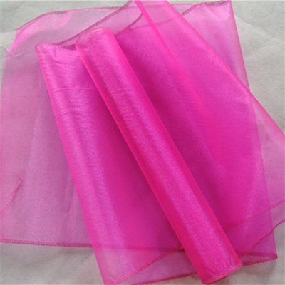 Organza Rolls With Sewing Edge