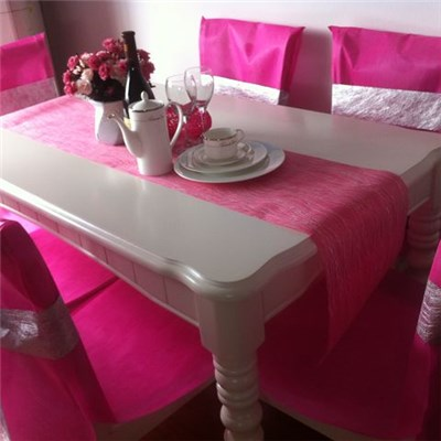 PET Nonwoven Table Cloth And Decorations