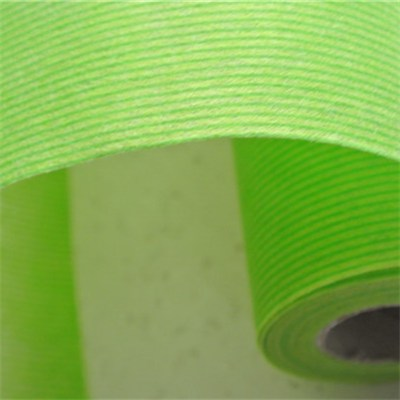 Stripes Printed Nonwoven
