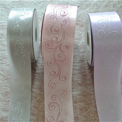 Peitned Stain Ribbons