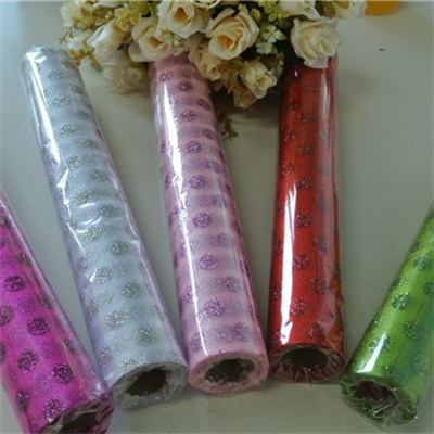Organza Roll With Small Dots