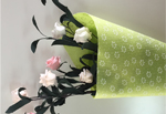 Pp Nonwoven With Small Flower