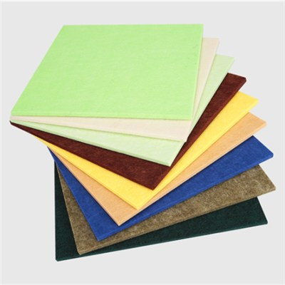 Large Square Polyester Acoustic Panel