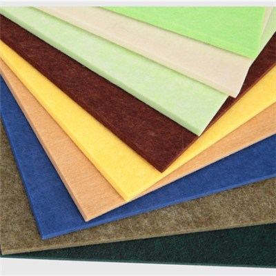 Small Square Polyester Acoustic Panel