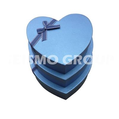 Heart Shape Paper Box Set