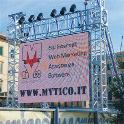 P9.37 Outdoor Rental Led Display