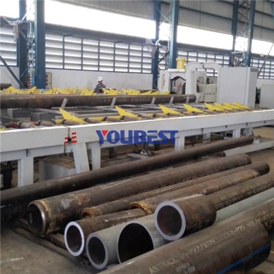 Pipeline Prefabrication And Construction Production Line Machines
