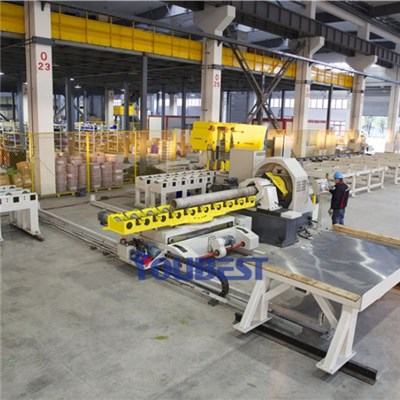 CNC End Beveling Machines For Pipe