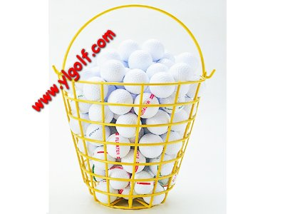 box or basket for golf ball