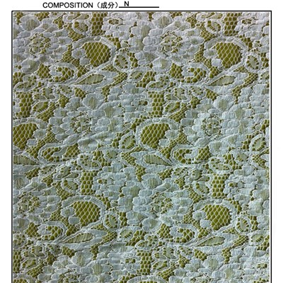 Fashionable Lace Fabric Distribute (R2081)