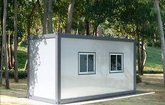 Standard Flat Packed Modular House