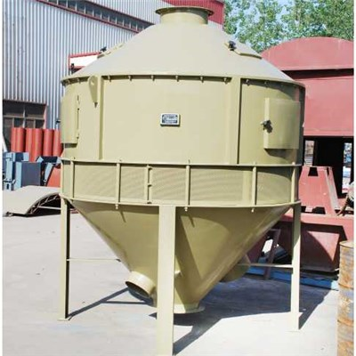 Pot-type Air Suction Separator