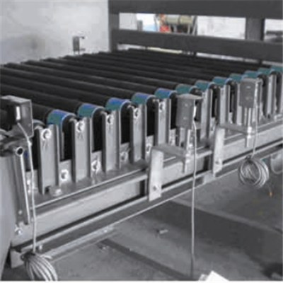 Gripping Roller Conveyor