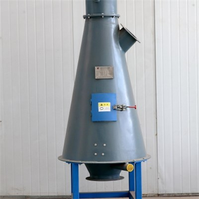 Rotary Type Grain Dust Cleaning Machine