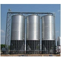 Steel Hopper Silo
