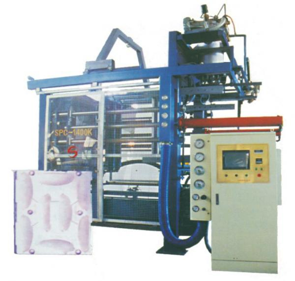 EPS block molding machine