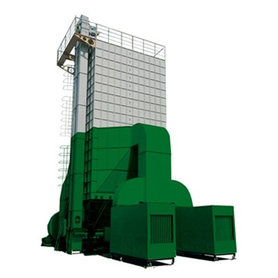 Batch Type Grain Dryer