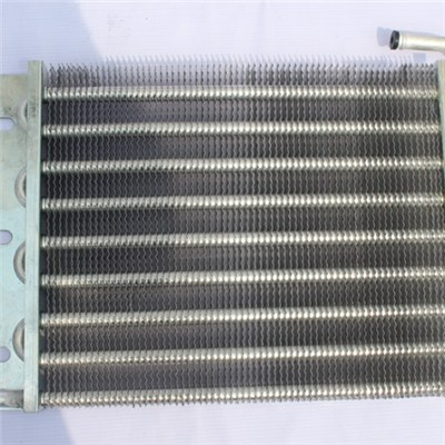 Automotive Air Conditioning Special Aluminum Tubes Finned Radiator