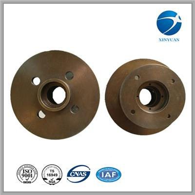 Casting Iron Ductile Iron Steering Knuckle Cast Iron