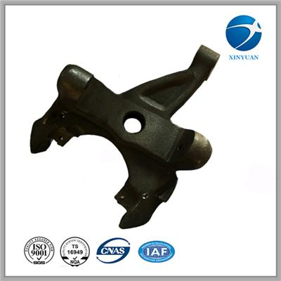 Casting Iron Ductile Iron Steering Knuckle Agricultural Machinery Spare Parts