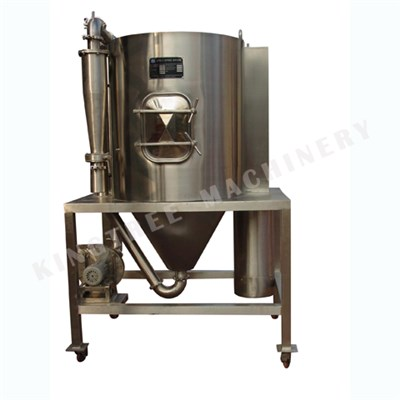 Coconut Milk Spray Dryer