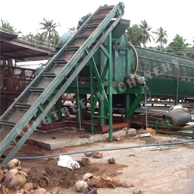 Coconut Coir Conveyer