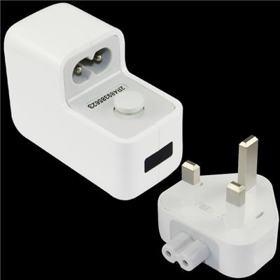 2 Ports USB Charger UK Plug